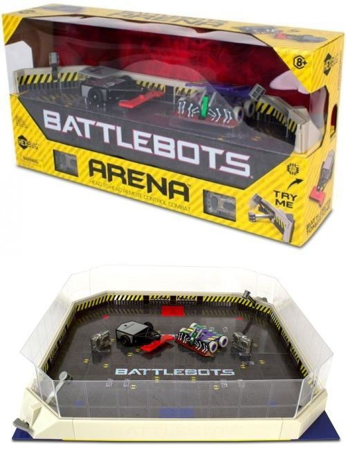 Micropets 52341: Remote Game Control Board Play Fold Out New Gift Figures Battlebots Arena (Ir) -> BUY IT NOW ONLY: $84.75 on eBay!