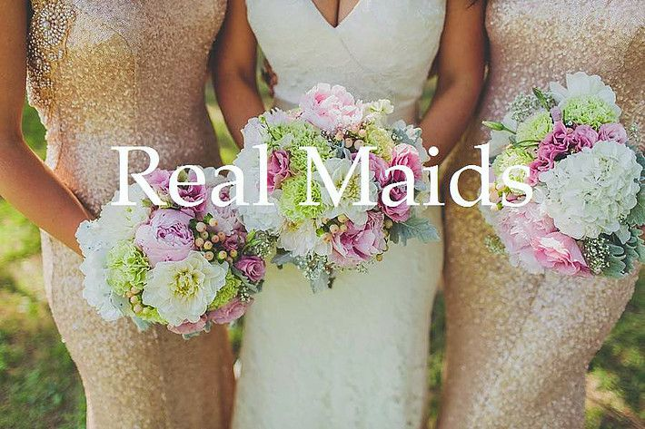 just bridesmaids and formals