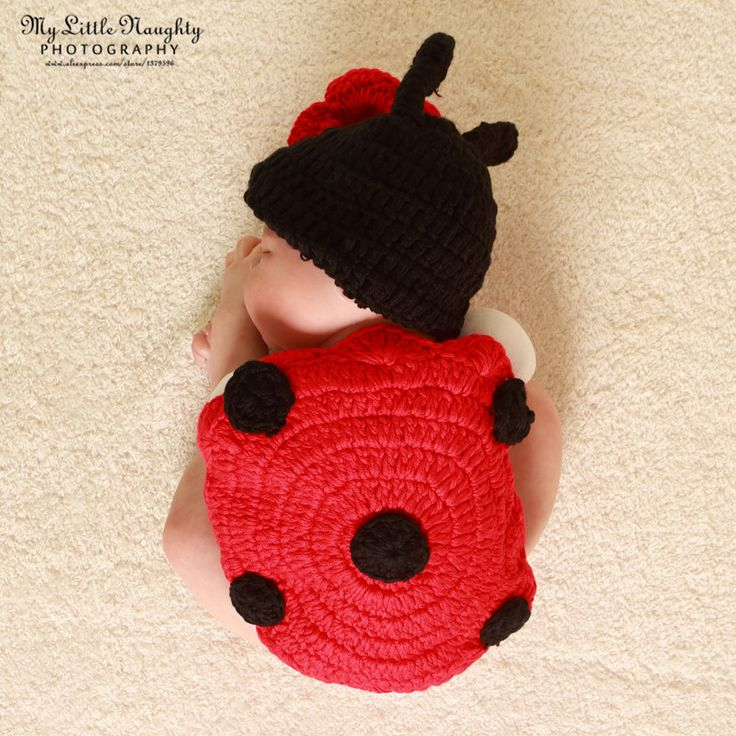 Have you ever seen a cuter lady bug?