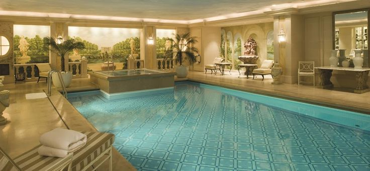 Travel: an unforgettable day inside the best spa in Europe, at the Four Seasons Hotel George V Paris | The Parisian Eye