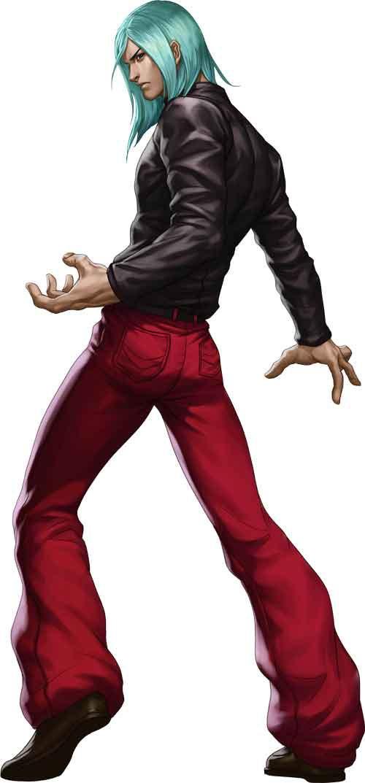 Remy (Street Fighter III: Third Strike Online Edition)