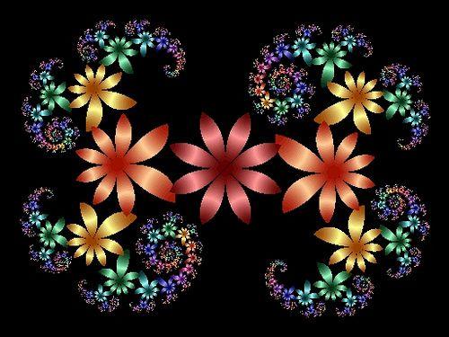 Fractal Flowers Roses | flower fractal 12 5