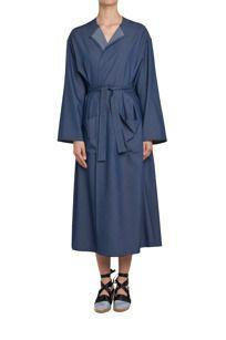 Płaszcz AMERICAN GIGOLO COAT Lapis Lazuli