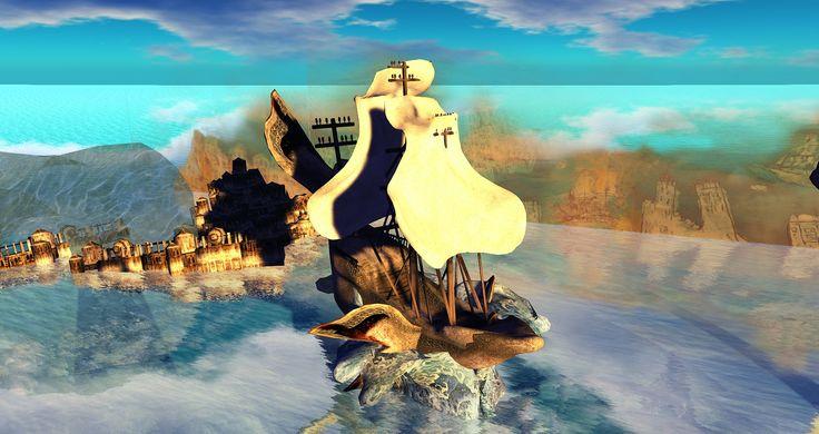https://flic.kr/p/srmbxC | Fantasy Faire 2015 - Poseidons Abyss