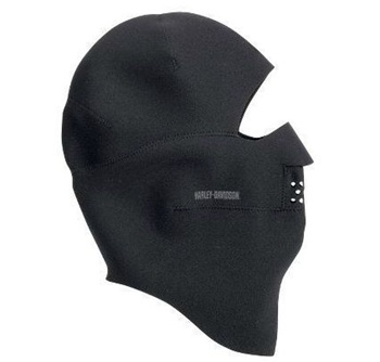 how to wear a face shield as a balaclava