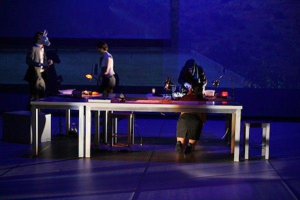 IL ETAIT UNE FOIS GERMAINE TILLION - Spectacles - La saison - Théâtre des Quartiers d'Ivry