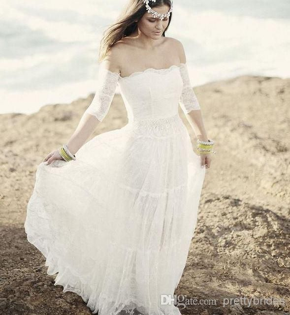 Simple Beauty Mermaid Lace Wedding Dress Summer Wedding Dresses Wedding Dresses Wedding Gown