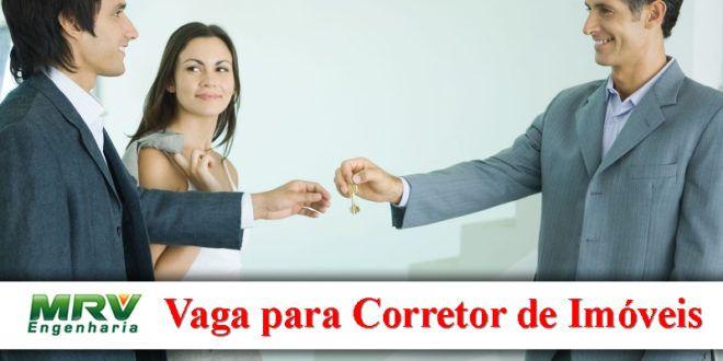Vaga para Corretor de Imóveis em Belo Horizonte
