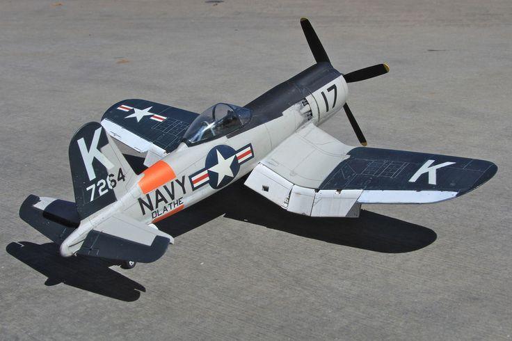 F2G Super Corsair U.S. Naval Reserves Olathe, Kansas 1956