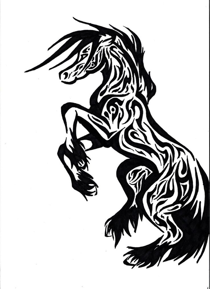 76 best images about pretty horsey on pinterest indian for Tribal family tattoo