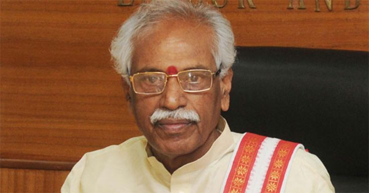 Union Minister Bandaru Dattatreya admitted to hospital  - Read more at: http://ift.tt/1QOxlZD