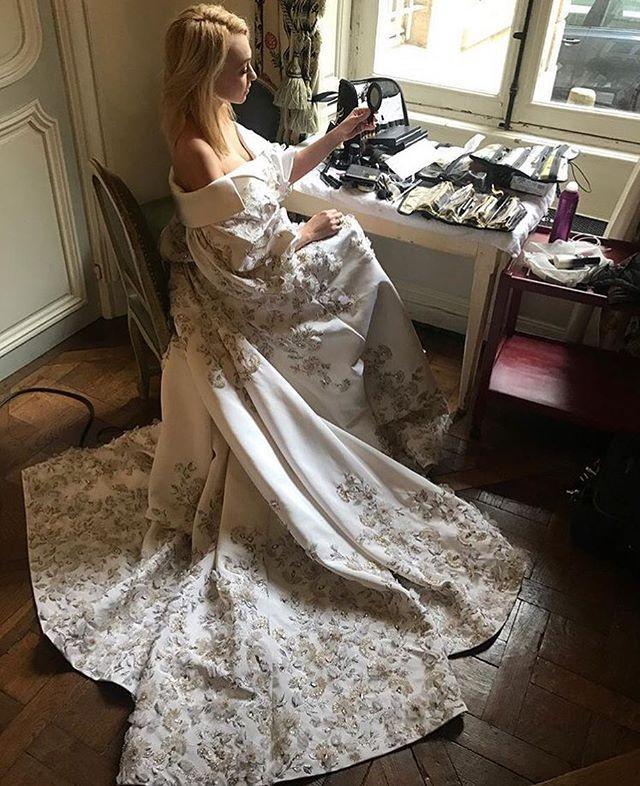 Прямо сейчас в Париже проходят съёмки для апрельского номера InStyle Russia с потрясающей Яной Рудковской @rudkovskayaofficial ! #InStyleRussia  via INSTYLE RUSSIA MAGAZINE OFFICIAL INSTAGRAM - Fashion Campaigns  Haute Couture  Advertising  Editorial Photography  Magazine Cover Designs  Supermodels  Runway Models