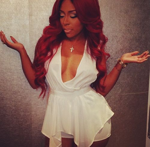 k-michelle-new-boo-lance-stephenson-baby-mama-pregnant