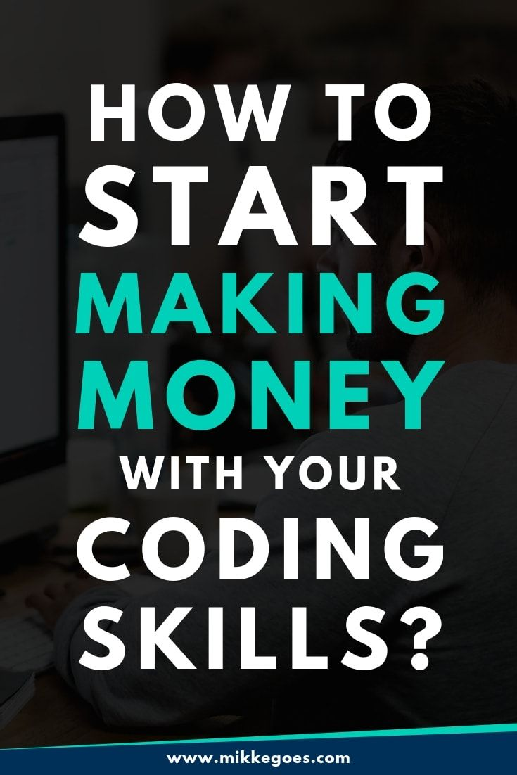 make money while learning python