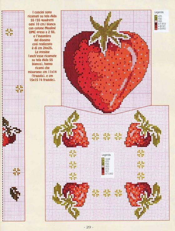 4966 besten Cross stitch Bilder auf Pinterest | Kreuzstich ...