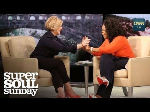 """On Sunday, Oprah Winfrey revealed that she and TED speaker Brené Brown are """"soul mates."""" As the pair sat down for an in-depth discussion on Super Soul Sunday -- part one of which aired last Sunday,..."""