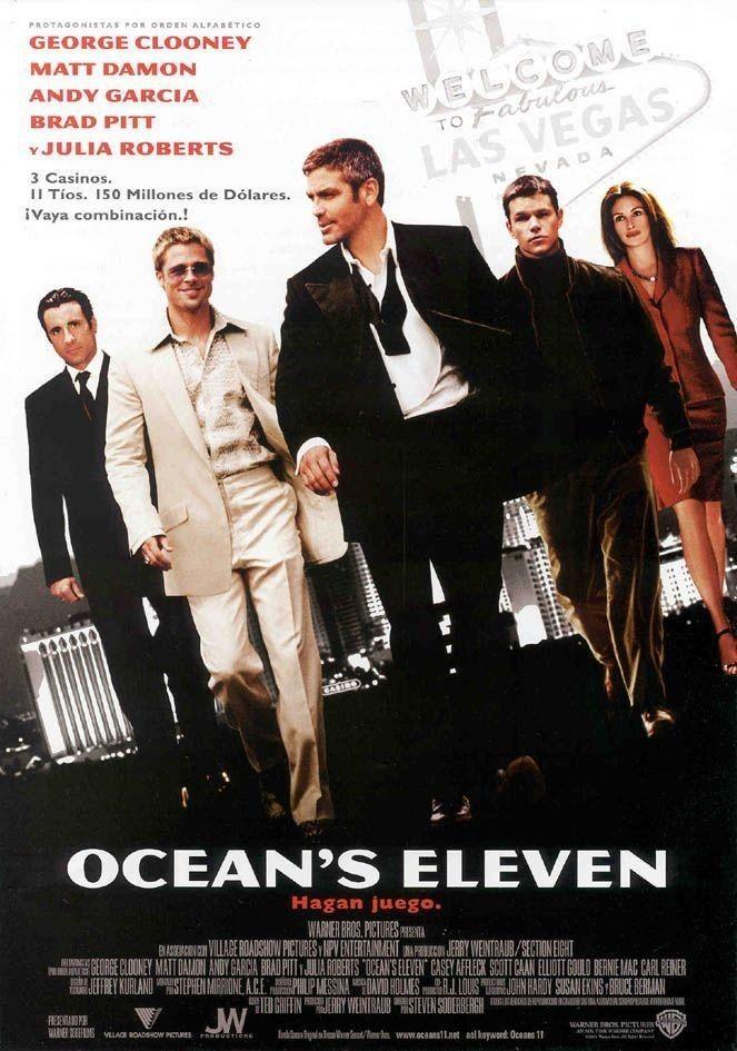 Ocean's Eleven. Hagan juego (2001) - Ver Películas Online Gratis - Ver Ocean's Eleven. Hagan juego Online Gratis #OceansElevenHaganJuego - http://mwfo.pro/18322