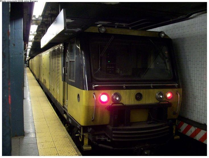 (182k, 1044x788)<br><b>Country:</b> United States<br><b>City:</b> New York<br><b>System:</b> New York City Transit<br><b>Line:</b> IRT East Side Line<br><b>Location:</b> 14th Street/Union Square <br><b>Route:</b> Work Service<br><b>Car:</b> R-137 Vacuum Cleaning Train  VT105 <br><b>Photo by:</b> John Barnes<br><b>Date:</b> 2/21/2008<br><b>Viewed (this week/total):</b> 2 / 3630