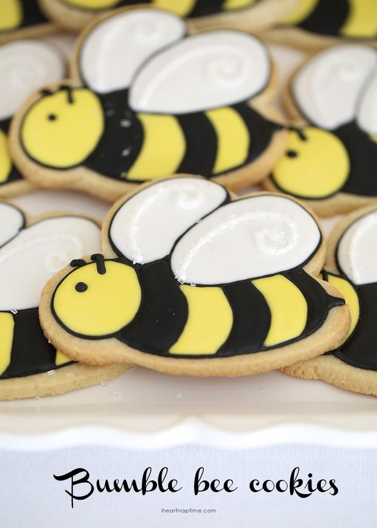 Bumble Bee Baby Shower W Free Printables I Naptime