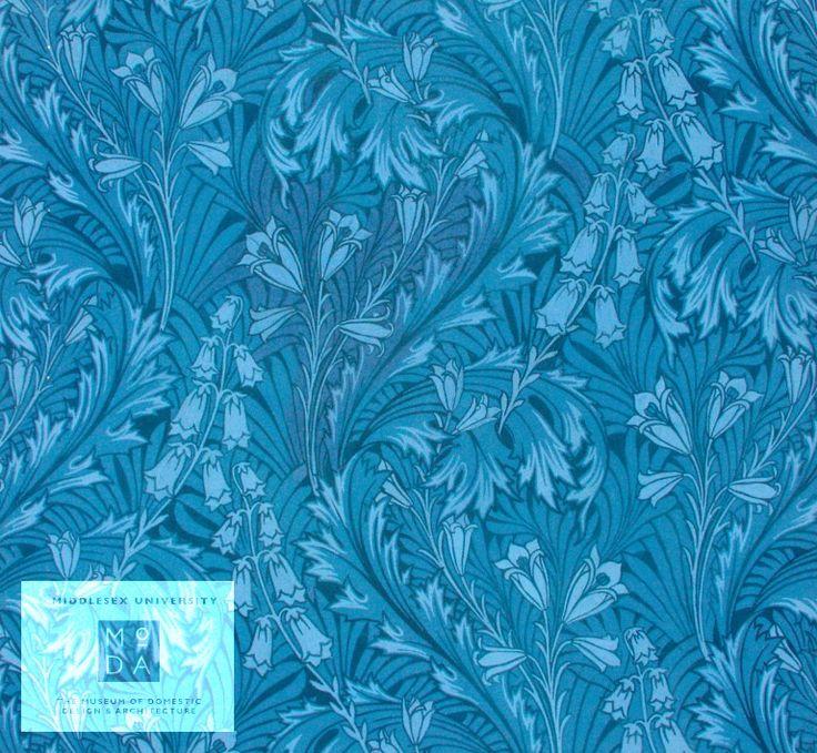 Wallpaper design Silver Studio 1899 Museum Of