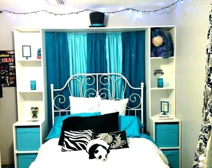 Black White Teal Bedroom Beautiful Room Decor Teal And Black ...