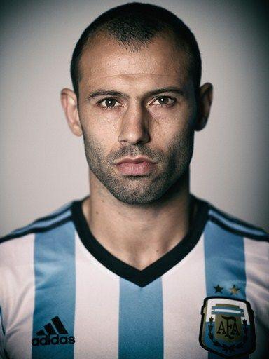 Javier Mascherano - Argentina