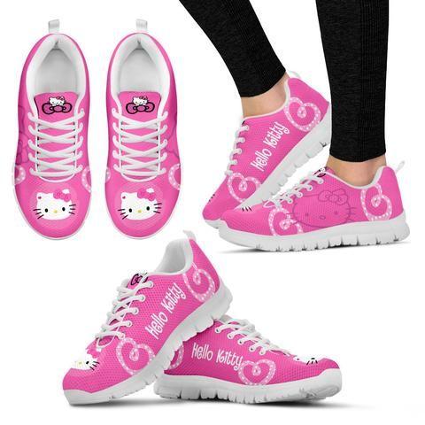 Hello Kitty Women's Sneakers