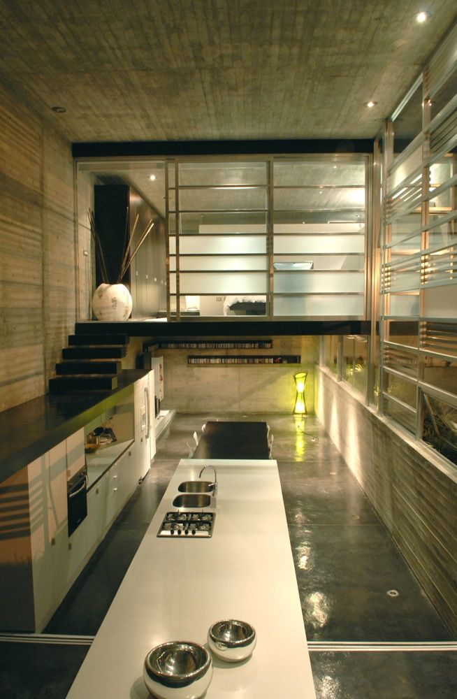 Casa Y Anonimous Led Residential House Modern Interior
