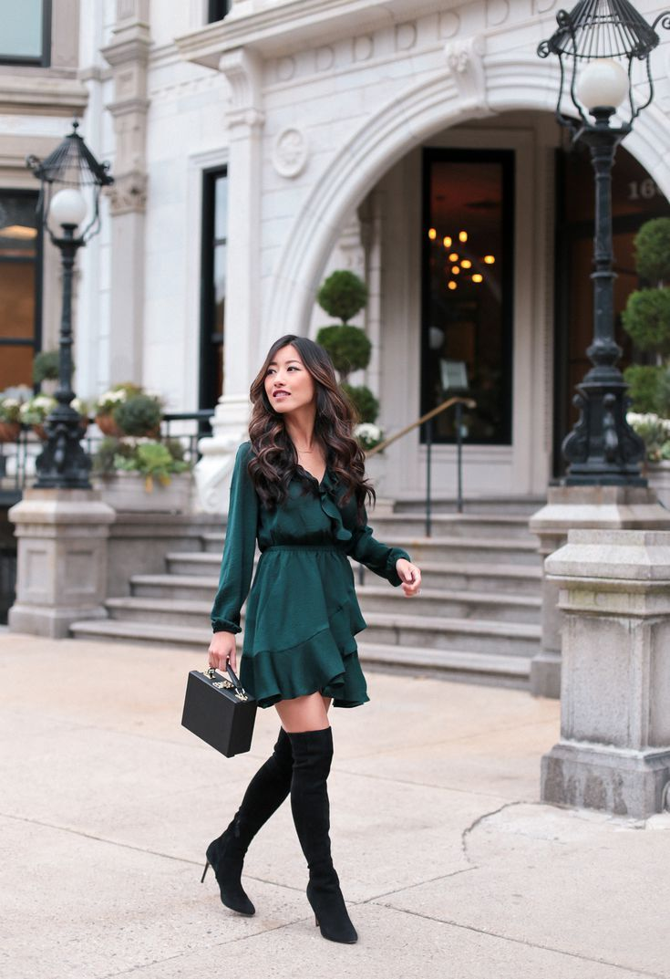 23 Dinner Date Outfit Ideas That Will Make Getting Ready Easier Winter Outfits Dressy Dinner Outfit Classy Dinner Party Outfits [ 1073 x 735 Pixel ]