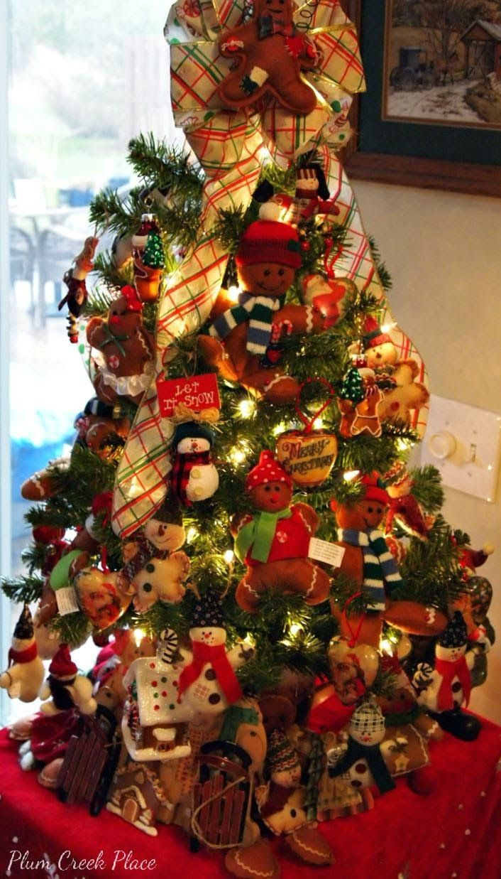 Kitchen Christmas Tree 17 Best Images About Christmas Kitchen On Pinterest Christmas