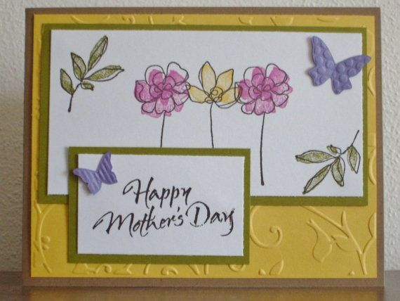 NEWEST DIY MOTHER'S DAY CARDS | My latest mother's day