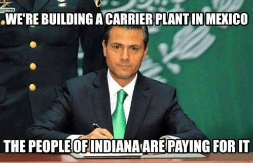 Laugh or feel sorry for Indiana's tax payers?