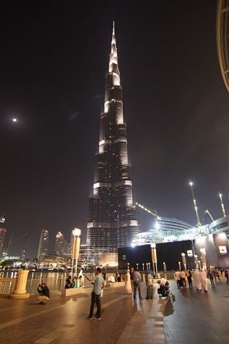 Burj Khalifa (Dubai tourist attractions)