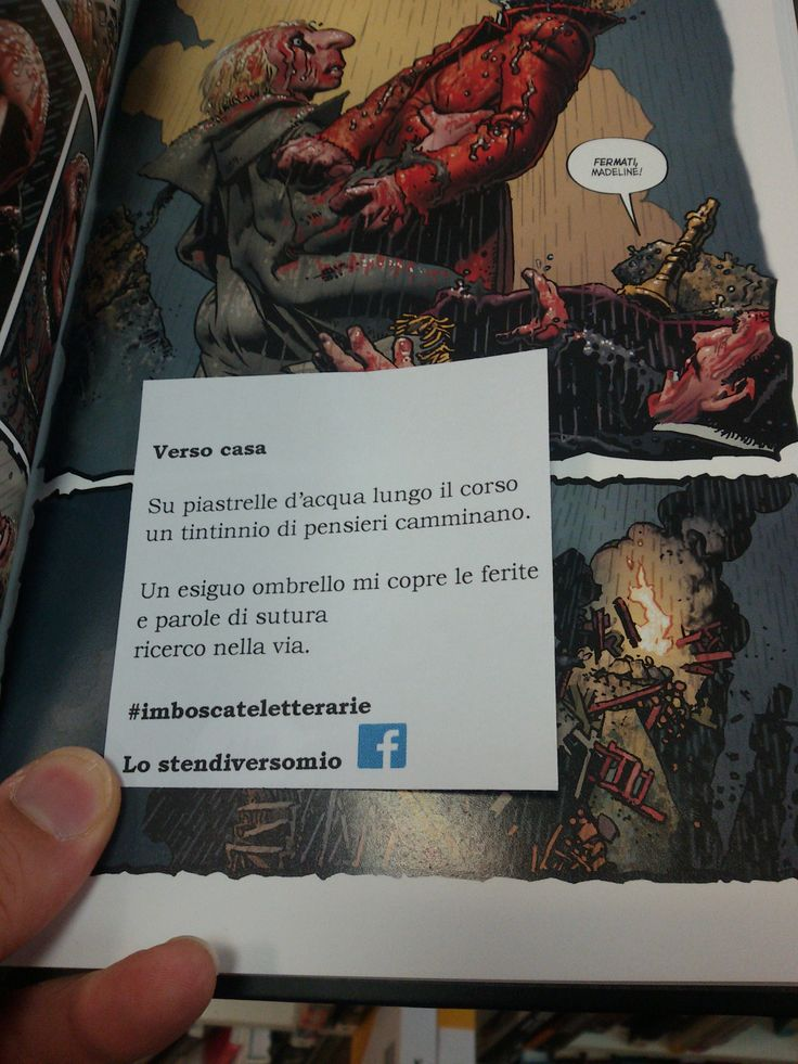 """#imboscateletterarie alla fumetteria Kissa shop comic & food. Nella foto il fumetto """"I racconti del terrore"""" tratto da Edgar Allan Poe. Via Morgagni, Padova. foto di Lo stendiversomio."""
