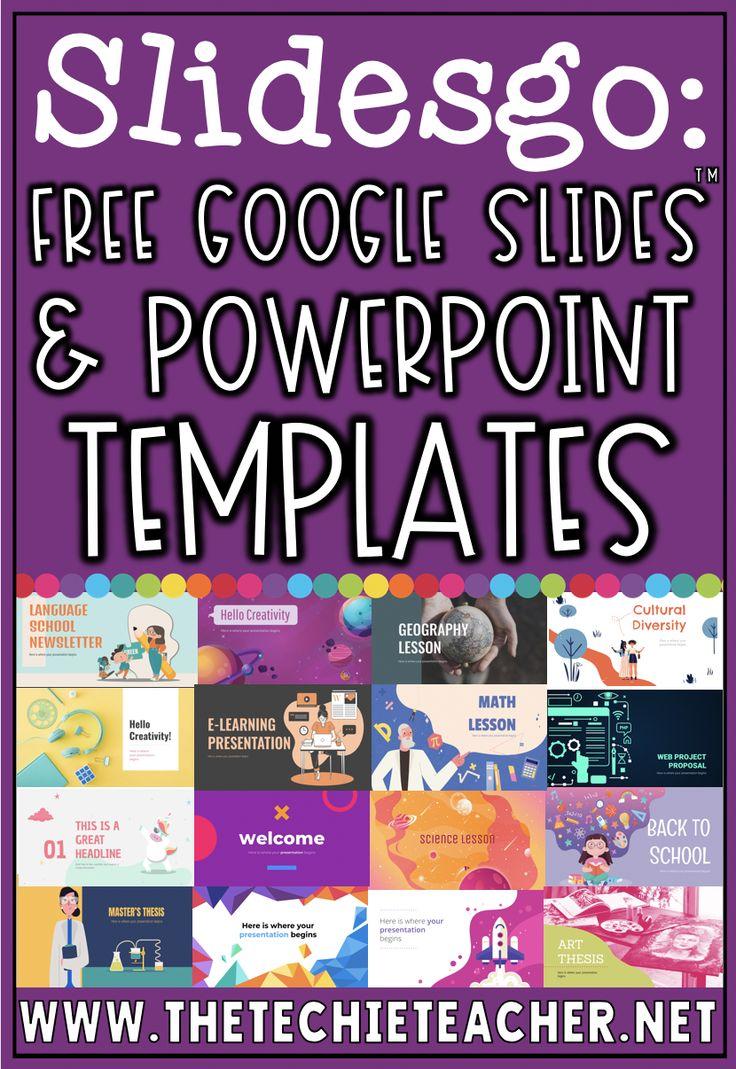 Slidesgo Free Google Slides and PowerPoint Templates