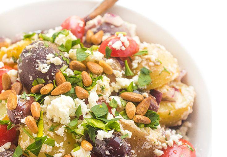 Greek Potato Salad