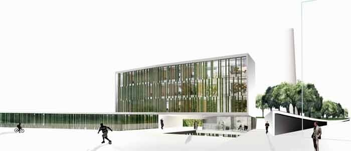 OFFICE BUILDING IN THE 22@ AREA, Baas Arquitectes