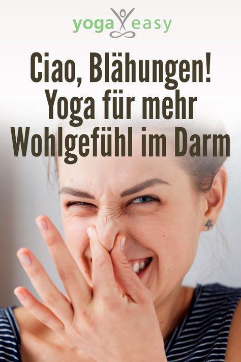 Yoga für mehr Wohlgefühl im Darm