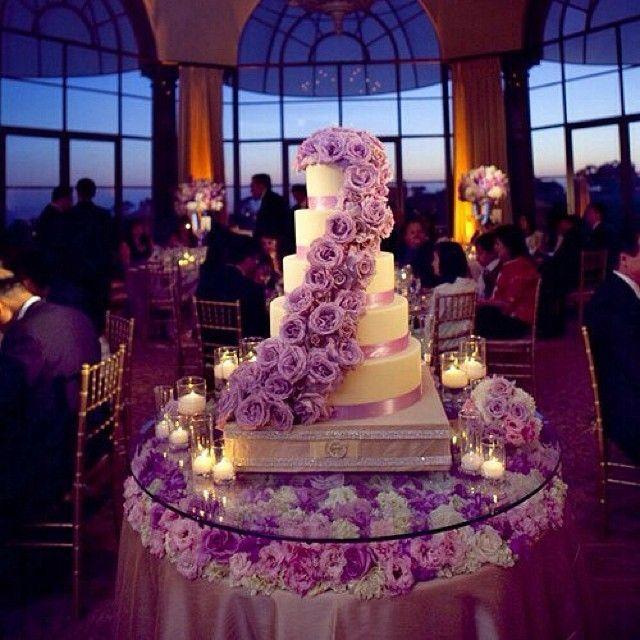 Colour Inspiration: Purple, Lilac & Champagne Gold | Sugar Weddings & Parties