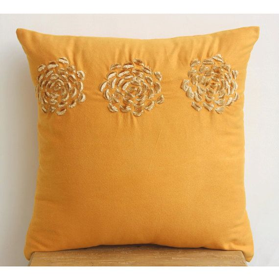 17 Best images about Pillow talk on Pinterest Suede fabric, Throw pillow covers and Antique gold