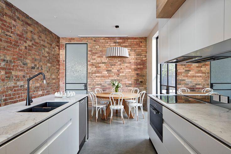 Fitzroy North House Kitchen 02