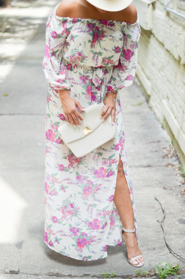 Atlanta Style Series | maxi dresses - Fashionably Lo
