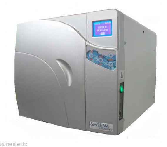 Serena B23 Silver Autoclave a vapore sterilizzazione attrezzi medicali
