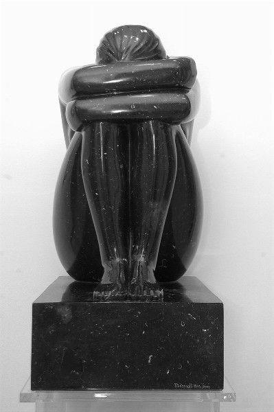 Psiche 1994, bronzo, Giovanni Manganelli http://musapietrasanta.it/content.php?menu=artisti