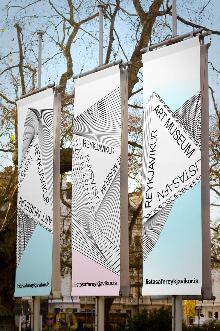 KarlssonWilker icelad art museum branding