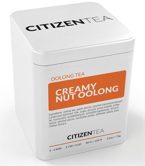 Here at #CitizenTea, we want #tea to be a calming, enjoyable, and straightforward experience. Not only are our tins shaped for easy stacking, but are also finished with infusing instructions for easy preparation. A premium tea with a premium experience. #MakingItEasy