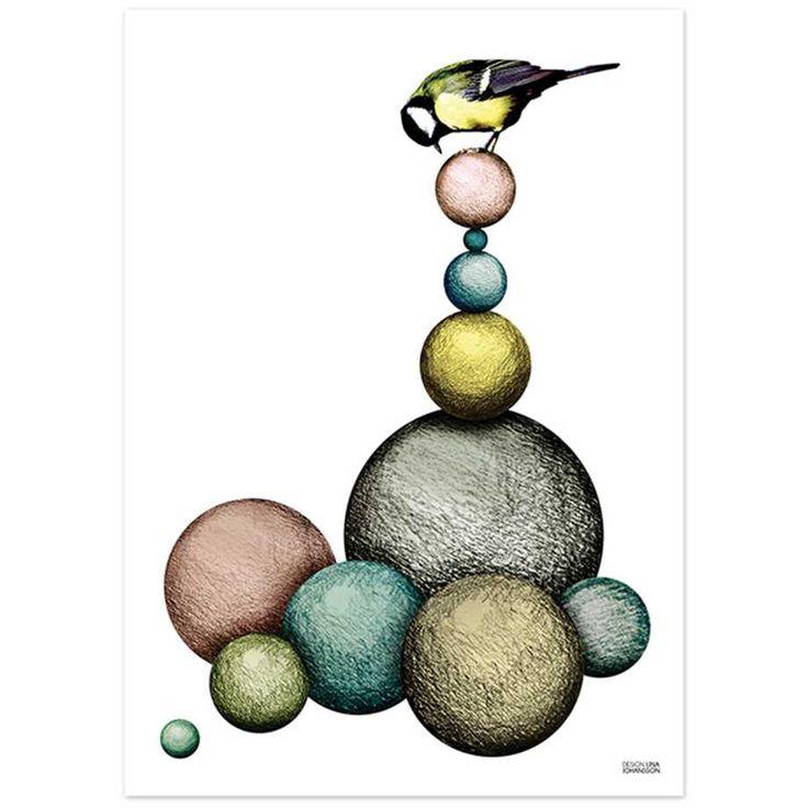 Poster - Balans