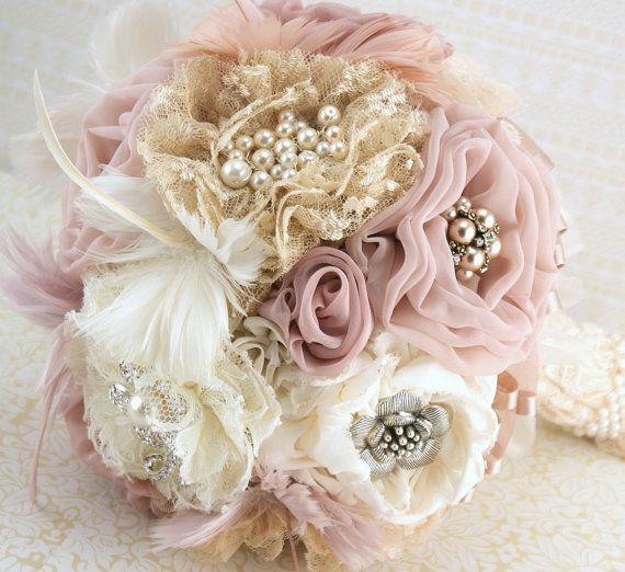 Vintege wedding bouquet - My wedding ideas