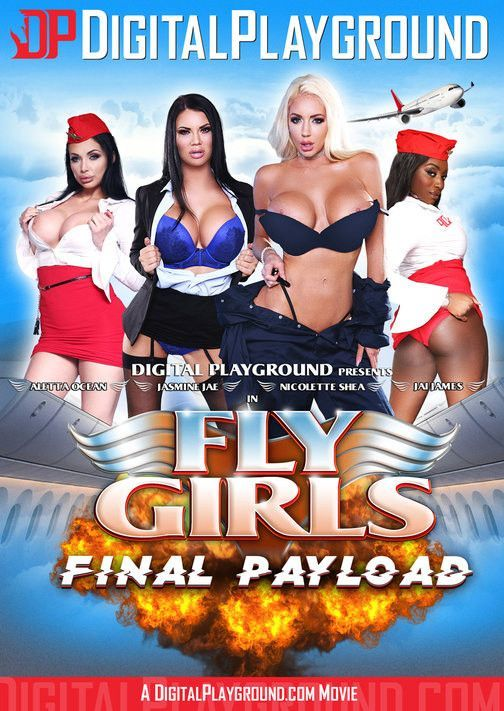 Fly Girls: Final Payload (2017) English 480p WEBRip