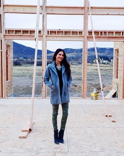 The Blogger That Makes A Construction Site Glamorous
